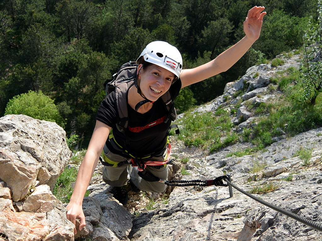 Pittentaler Klettersteig : Alpin programm